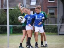 Korfballers Oost-Arnhem lang in spoor van de koploper