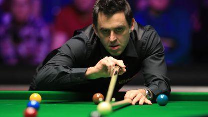 O'Sullivan staat in finale Championship snooker na fantastische comeback tegen Trump
