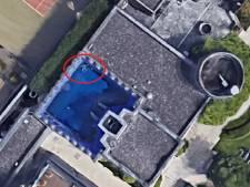 Ook Google Earth bespiedt saunabezoeker - een beetje dan