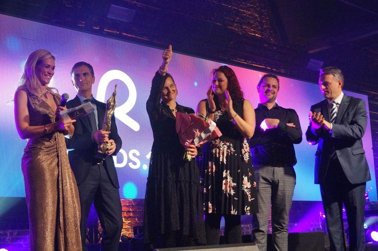 VDL Bus won Bedrijf van het jaar