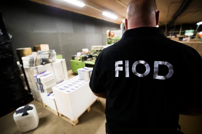 'In Nederland is de Fiod erg actief.'