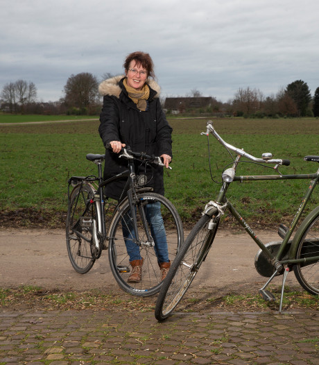 Ouders herkennen fietsen van overleden zoon op nieuwsfoto: 'Ik was er altijd mee bezig'