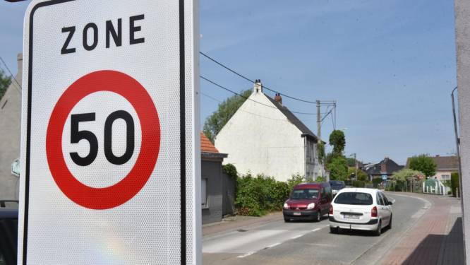 Stadsbestuur past snelheidsbeperking aan op verschillende plaatsen