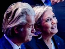 Buitenlandse vrienden Wilders zijn teleurgesteld