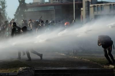 'Ruime meerderheid Chilenen stemt voor wijziging Pinochets grondwet'