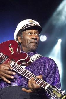 Rock and Roll-legende Chuck Berry (90) overleden