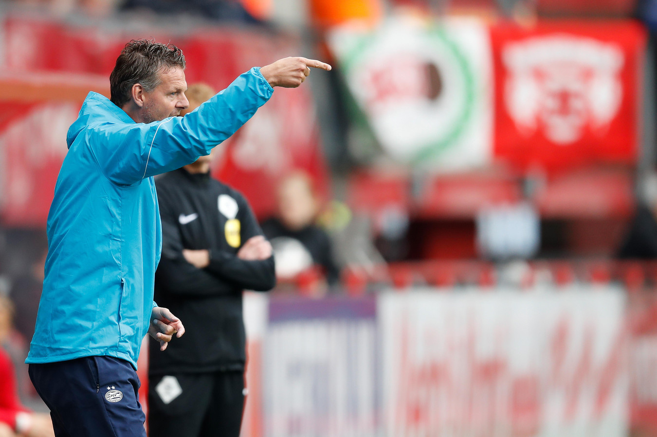 Peter Uneken is de nieuwe coach van Jong PSV.