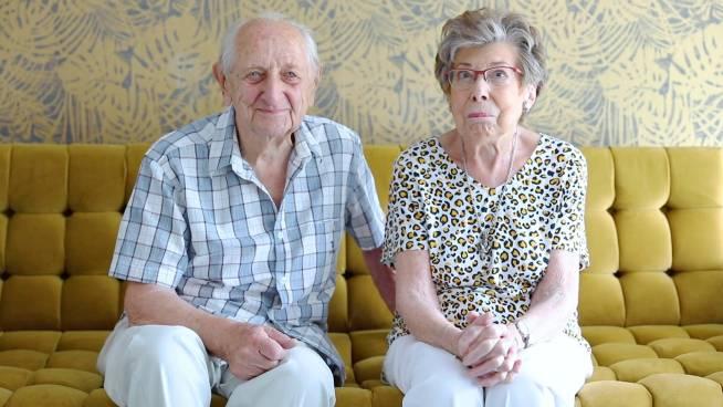 Annie & Ray zitten klaar voor de seizoensfinale van Familie
