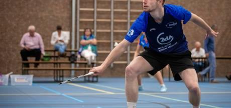 Badmintontalent van Smashing wil na nieuwe tik snel fitter worden