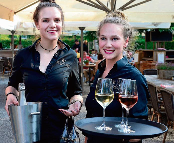 Restaurant Het Hooihuis in Roosendaal won al eens de titel van 'Beste terras'. Het is prima tafelen in de stad, vindt de Vlaamse onderzoeker Bart Derison.
