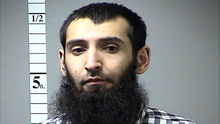 Oezbeekse dader woonde al sinds 2010 in de VS. Beeld anp