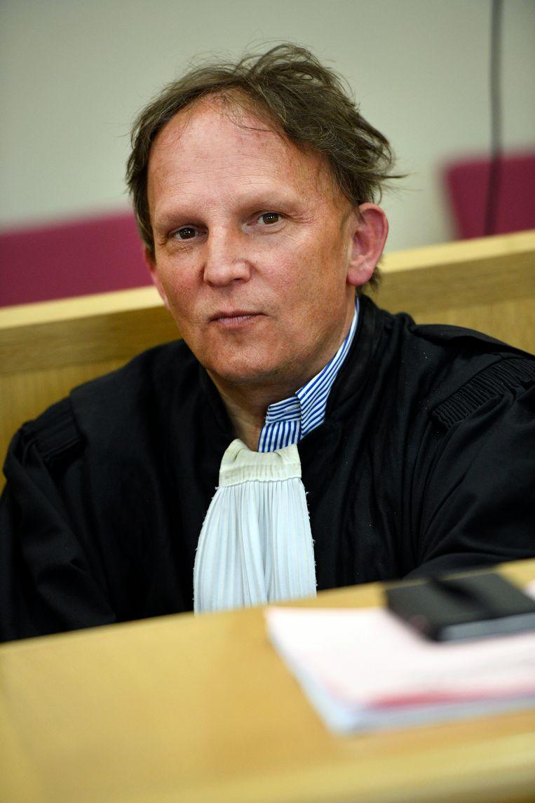 Meester Johan Platteau.