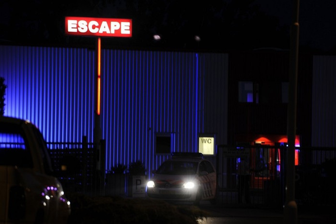 Escape in Doetinchem.