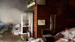 Verwarmingsbuis barst in Russisch hotel, kamers stromen vol met kokendheet water: vijf doden