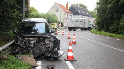 Ongeval op Edelareberg