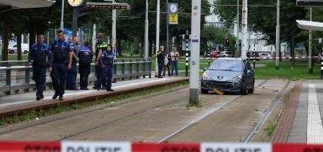 Verkeersruzie op de Maasboulevard mondt uit in schietpartij