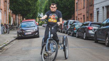 Gestolen orthopedische fiets 600 meter verder teruggevonden na anonieme tip