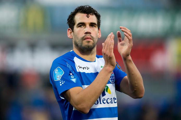 Dirk Marcellis is er dinsdag tegen FC Twente hoogstwaarschijnlijk weer bij.
