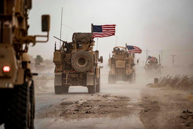 Zonder overleg met de NAVO-lidstaten kondigde Trump eind 2018 aan 2.000 Amerikaanse militairen uit Syrië terug te trekken.