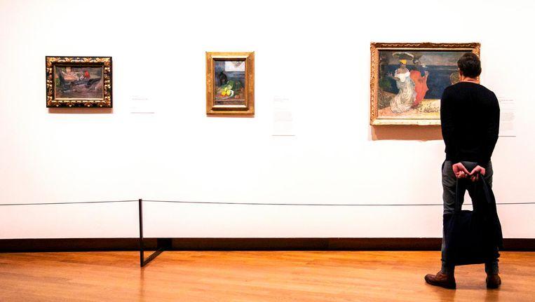 Van Gogh Museum Beeld anp