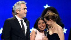 'Roma' wint Beste Film bij Critics' Choice Awards en verslaat zo 9 sterke concurrenten