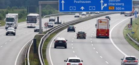 Gratis naar de wc langs de Autobahn, vanwege de coronacrisis
