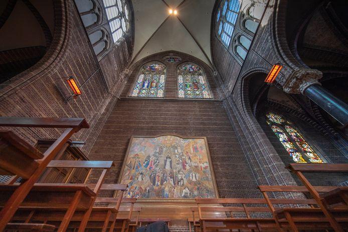 Het Dominicanenklooster is onderdeel van de verenigde kerken in Zwolle.