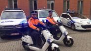 Politie koopt elektrische scooters