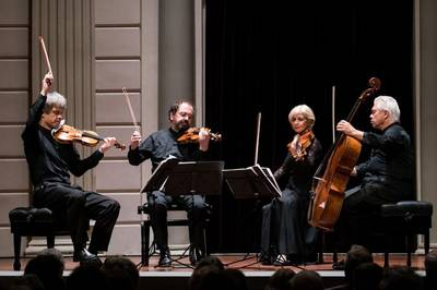 Concertgebouw Prijs 2018 voor Hagen Kwartet