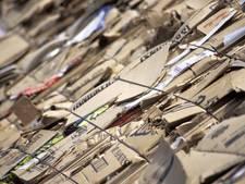 'Oud-papierdief' actief in Vught
