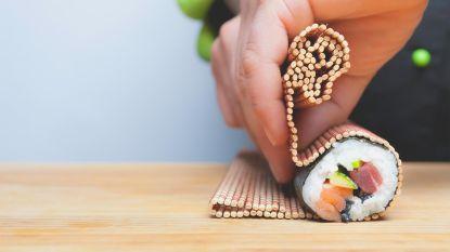 Groot succes: eerste sushifestival lokt 10.000 mensen