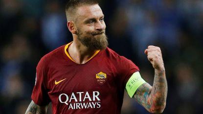 Roma ziet opnieuw clubicoon vertrekken: De Rossi verlaat Romeinen na 18 jaar