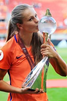 Lieke Martens verkozen tot beste voetbalster ter wereld