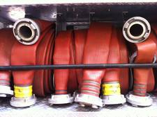 Keukenbrand in Sint Maartensdijk snel geblust