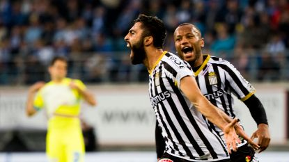 VIDEO: Charleroi pleegt hold-up in Gent na treffer Rezaei