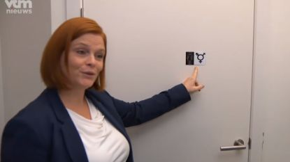 Deze Antwerpse school heeft genderneutrale toiletten
