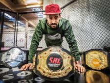 Bredase MMA-vechter Pieter Buist wint op imponerende wijze eerste duel in Aziatische topcompetitie
