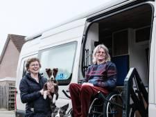 Dringend gezocht: chauffeur die de camper van Louise en Marinus naar Compostella rijdt