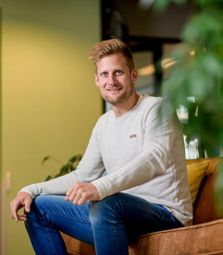 Martijn (32) uit Enschede is de zangcoach van Voice-finalist Emma: 'Ze wilde zelfs deze week nog oefenen'