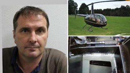 Belg krijgt in Groot-Brittannië 17 jaar cel voor drugssmokkel: 50 kilo coke per tripje met de helikopter