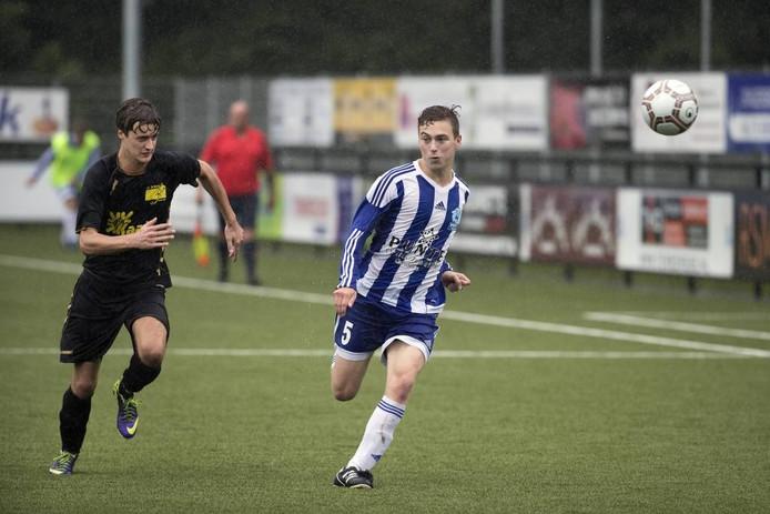 De jeugd van Terborg speelt voorlopig niet op kunstgras. Foto: Jan van den Brink