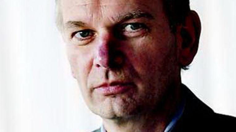 Hoofdofficier Herman Bolhaar (Trouw) Beeld