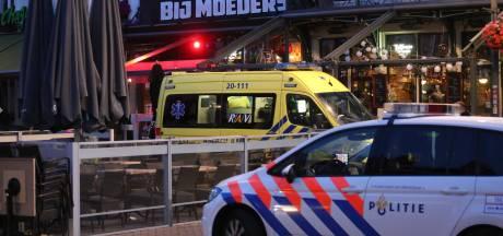 Man gewond na steekpartij in Roosendaal