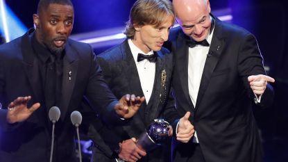 """Modric is FIFA-voetballer van het jaar, Hazard krijgt plekje in wereldelftal: """"Fier en blij"""""""