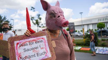 Al meer dan duizend medewerkers van Duits vleesverwerkend bedrijf besmet met COVID-19