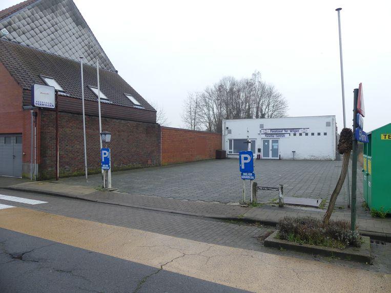 Zaal Ter Wilgen wordt voorlopig nog gebruikt door verenigingen.