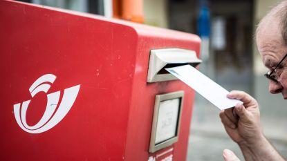 Bpost schrapt drie rode brievenbussen