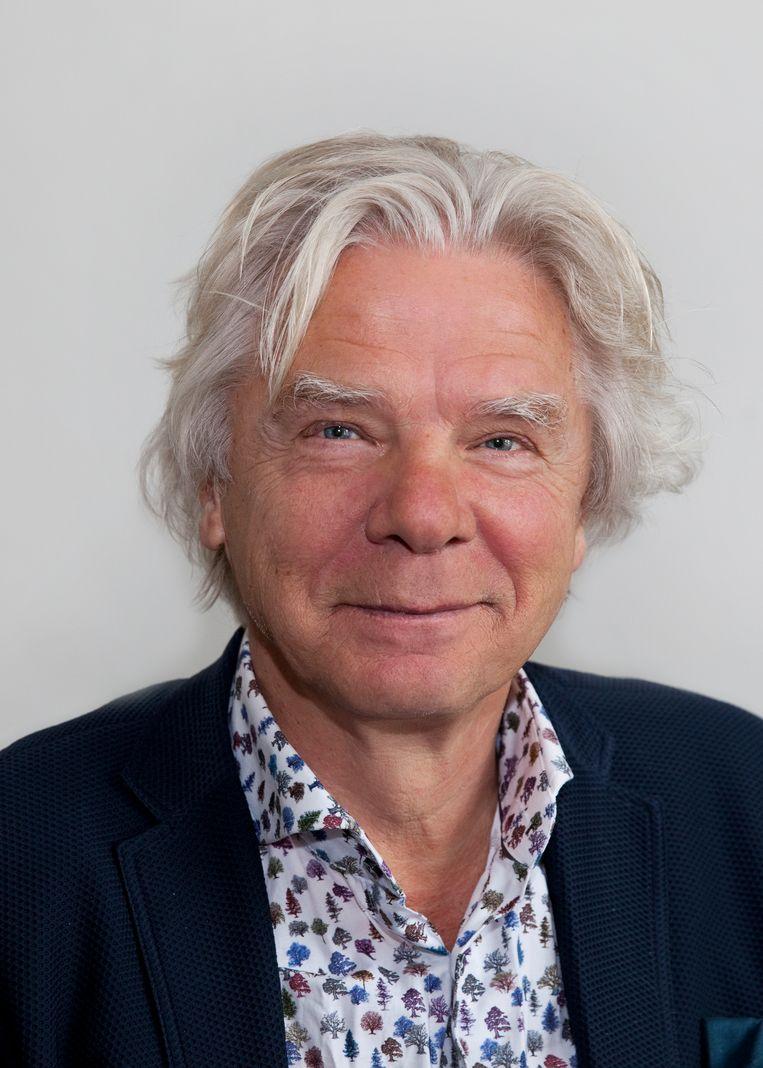 Henri Beunders is emeritus hoogleraar publieke opinie aan de Erasmus Universiteit in Rotterdam. Zijn laatste boek is 'Optocht der tattoos. Jacht op een betekenisvol bestaan'. Beeld Cora Hendriks/AP