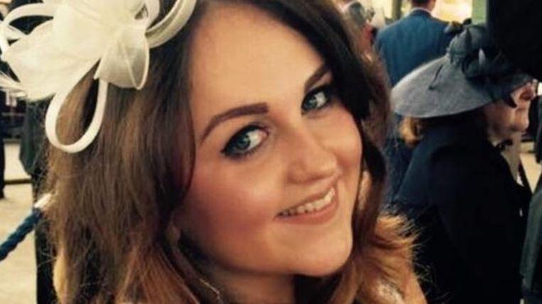 Slachtoffer Charlotte Brown (24).