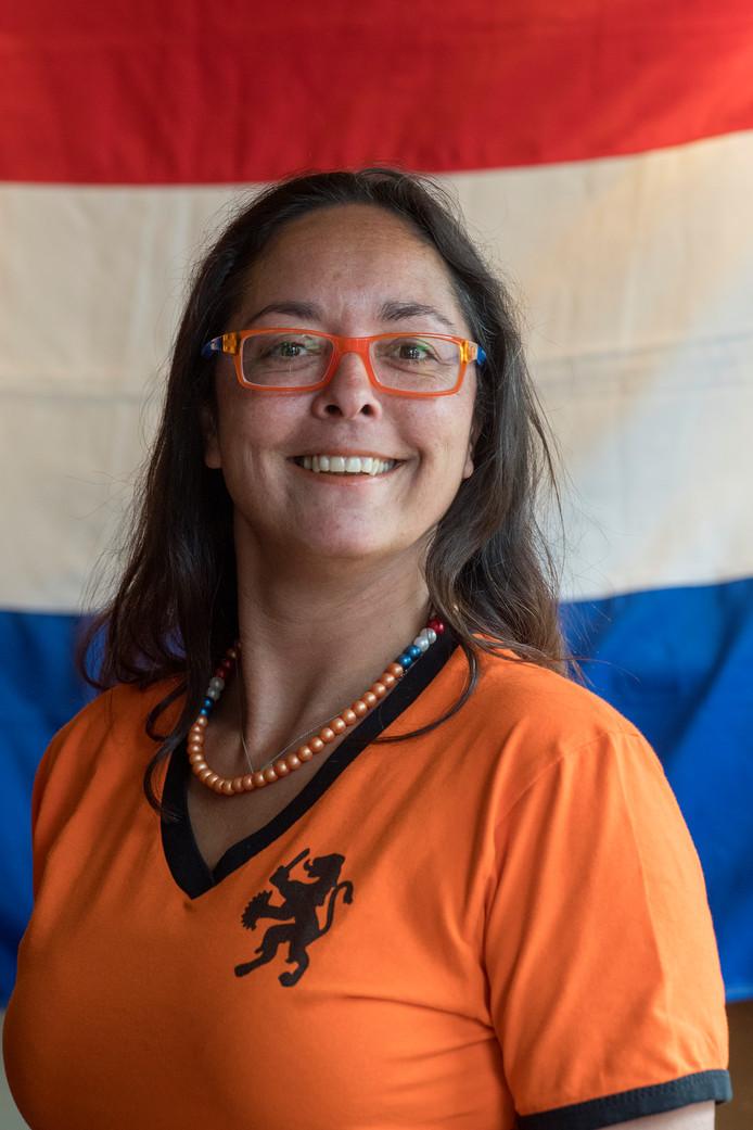 Natascha Ramautarsing.